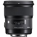 SIGMA 24mm F1.4 DG HSM monture Nikon