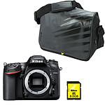 Nikon D7200 + CF-EU08 + Carte SDHC 8 Go
