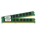 Crucial DDR3 16 Go (2 x 8 Go) 1600 MHz CL11 ECC Registered DR X8