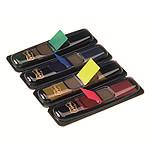 Post-it mín. 100 marcadores a juego 12 x 44 mm