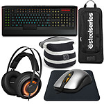 SteelSeries Gaming Pack Gold Edition
