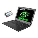 Gigabyte P35G v2 (1To/DOS) + SSD mSATA 120 Go offert !*