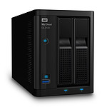 WD My Cloud Business Series DL2100 12 To (2 x 6 To)