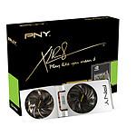 PNY GeForce GTX 980 4GB XLR8 OC - Pure Performance
