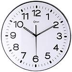Orium Horloge murale aimantée 29.5 cm Noir