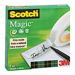 Scotch Magic 810 19 mm x 66 m Transparent