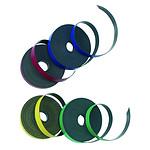 Nobo 4 rubans magnétiques 5 mm x 1 m coloris assortis