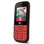 Yezz Classic C21A Dual SIM Rouge