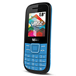 Yezz Classic C21A Dual SIM Bleu