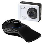 3Dconnexion SpaceMouse Pro + Bluestork Caméra Sport Full HD