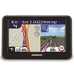 Garmin Pack nüvi 50LM (Carte Europe de l'Ouest : 24 pays) + Housse
