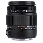 Sigma 18-250mm F3,5-6,3 DC Macro OS HSM monture Pentax