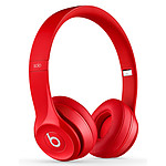 Beats Solo 2 Wireless Rouge