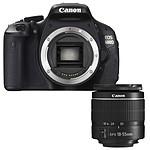Canon EOS 600D + Objectif EF-S 18-55mm f/3.5-5.6 DC III