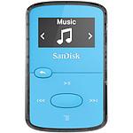 SanDisk Clip Jam Bleu 8 Go