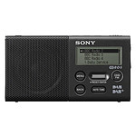 Sony XDR-P1DBP Noir