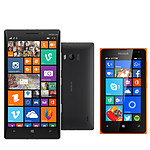 Nokia Lumia 930 Noir + Lumia 435 Dual SIM Orange