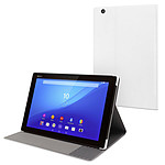 Made for Xperia Etui Smart Case Blanc Xperia Z4 Tablet