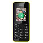 Nokia 108 Dual Sim Jaune