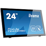 "iiyama 24"" LED Tactile - ProLite T2435MSC-B1"