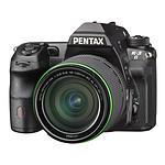 Pentax K-3 II + DA 18-135
