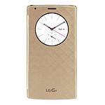 LG Etui Quick Circle à Induction Or LG G4