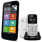 Yezz Andy AZ4.5 Dual SIM Noir + ZC20 OFFERT !