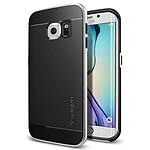 Spigen Case Neo Hybrid Satin Silver Samsung Galaxy S6 Edge