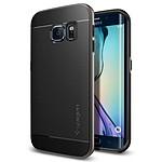 Spigen Case Neo Hybrid Gun Metal Samsung Galaxy S6 Edge