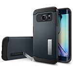 Spigen Case Slim Armor Metal Slate Samsung Galaxy S6 Edge