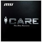 MSI 957-1XXXXE-011 - Garantie 3 ans avec réparation sur site