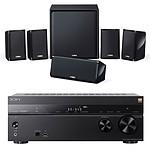 Sony STR-DN860 + Yamaha NS-P40