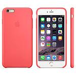 Apple Coque en silicone Rose Apple iPhone 6 Plus