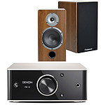 Denon PMA-50 + Cabasse Antigua MT32 Noyer