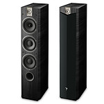 Focal Chorus 727 V2 (equivalent 726 V)  Black Ash