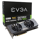 EVGA GeForce GTX 980 Ti Superclocked ACX 2.0+