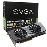 EVGA GeForce GTX 980 Ti Superclocked+ ACX 2.0+