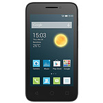 "Alcatel One Touch Pixi 3 (4"") Noir"