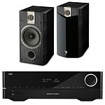 Harman Kardon HK3770 + Focal Chorus 706 V2 Black Ash