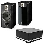 Cabasse Stream AMP 100 + Focal Chorus 706 V2 Black Ash