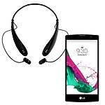 LG G4c Noir + Casque LG HBS-800 OFFERT !