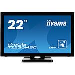 "iiyama 21.5"" LED Tactile - ProLite T2236MSC-B2"