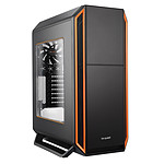 be quiet! Silent Base 800 Window (Negro/Naranja)