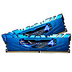 G.Skill RipJaws 4 Series Azul 16GB (2x 8GB) DDR4 3000 MHz CL15
