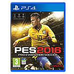 Pro Evolution Soccer 2016 - PES 2016 (PS4)