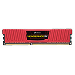 Corsair Vengeance Low Profile Series 8 Go DDR3L 1600 MHz CL9 Rouge