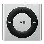 Apple iPod Shuffle 2 Go Argent (2015)