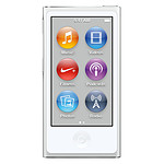 Apple iPod nano 16 Go Argent (2015)