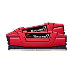 G.Skill RipJaws Serie 5 Rojo 16GB (2x 8GB) DDR4 2666 MHz CL19