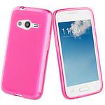 Muvit Housse minigel Fucshia Samsung Galaxy Trend 2 Lite